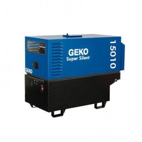 Дизельная электростанция Geko 15010 E-S/MEDA SS 220 В, 14 кВт - 383