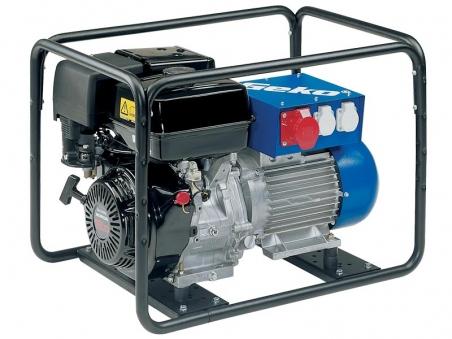 Бензогенератор Geko 6400 ED-A/HHBA 400/230В, 5.9 кВт - 386