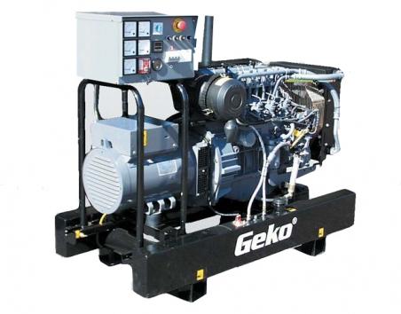 Дизельная электростанция Geko 30003 ED-S/DEDA  230/400 В, 22 кВт - 392
