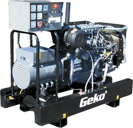 Дизельная электростанция Geko 130003 ED-S/DEDA 230/400 В,100 кВт - 398