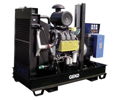 Дизельная электростанция Geko 310003 ED-S/DEDA 230/400 В,240 кВт - 402