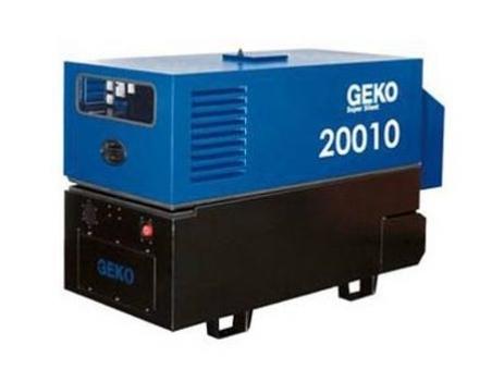 Дизельная электростанция Geko 20010 ED–S/DEDA SS 230/400 В, 16 кВт - 406