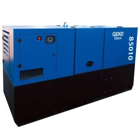 Дизельная электростанция Geko 85010 ED-S/DEDA  SS  230/400 В, 68 кВт - 410
