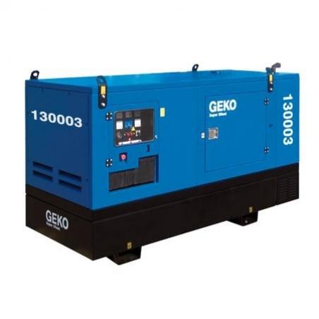 Дизельная электростанция Geko 130003 ED-S/DEDA S 230/400 В, 120 кВт - 412