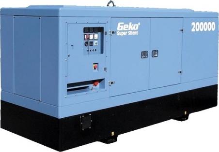 Дизельная электростанция Geko 200003 ED-S/DEDA S 230/400 В, 160 кВт - 414