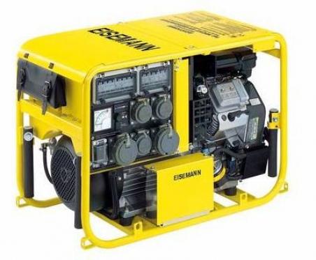 Бензогенератор Geko 12000 ED-S/SEBA 230/400 В,  9 кВт - 421