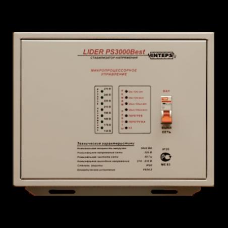Стабилизатор напряжения Lider PS3000 Best - 435
