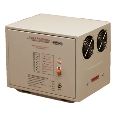 Стабилизатор напряжения Lider PS5000 Best - 437