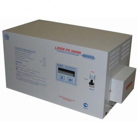 Стабилизатор напряжения Lider PS3000W-50 - 440