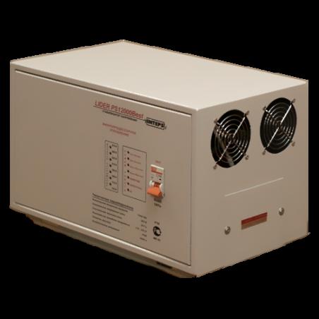 Стабилизатор напряжения Lider PS10000 Best - 448