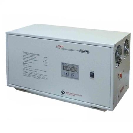 Стабилизатор напряжения Lider PS 7500 W-SD - 454