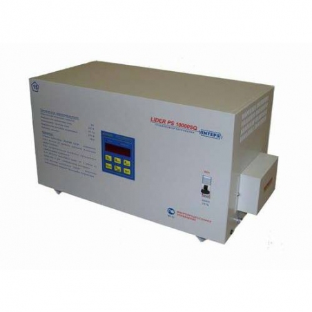 Стабилизатор напряжения Lider PS10000SQ-15 - 468