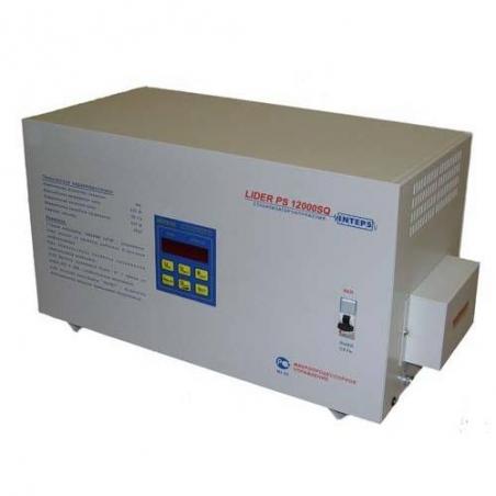 Стабилизатор напряжения Lider PS12000SQ-15 - 479