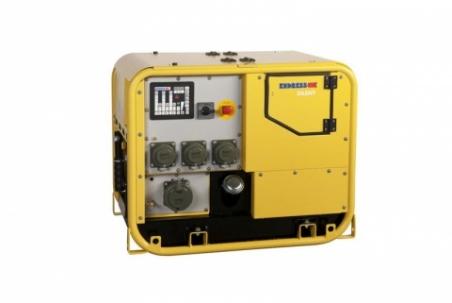 Бензиновый электрогенератор ENDRESS ESE 607 DBG DIN - 1542