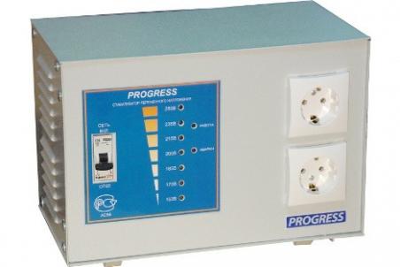 Стабилизатор напряжения Progress 2000T - 521
