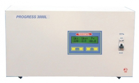 Стабилизатор напряжения Progress 3000L - 575
