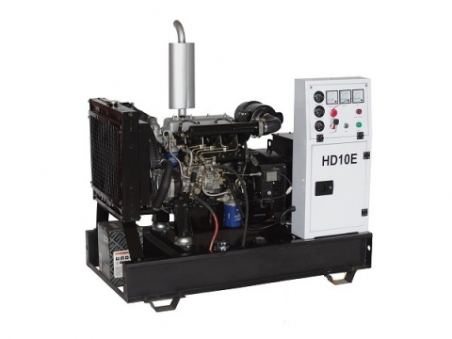 Электростанция дизельная HILTT HD10E3 - 1592