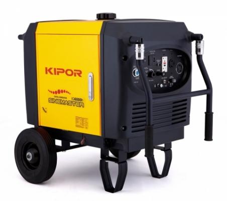 Бензогенератор инверторного типа Kipor IG6000h - 1576