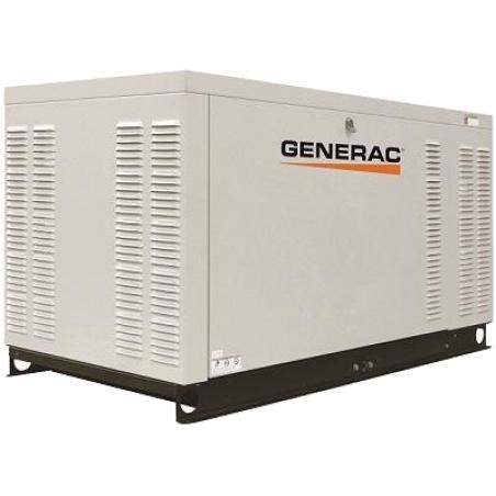 Генератор с жидкостным охлаждением Generac QT027 - 641
