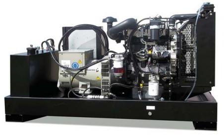 Дизельный генератор Gesan DPB 35E LS MF - 658