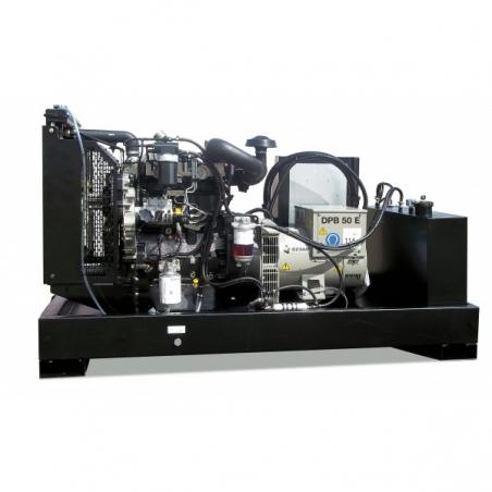 Дизельный генератор Gesan DPB 50E LS MF - 659