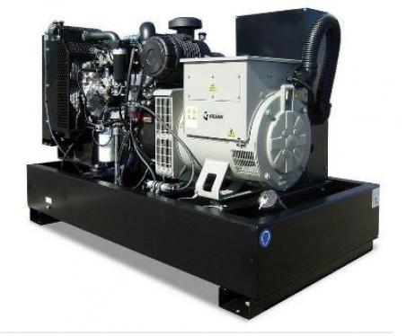 Дизельный генератор Gesan DPB 10E SC - 661