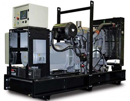 Дизельный генератор Gesan DPB 90E ME - 668