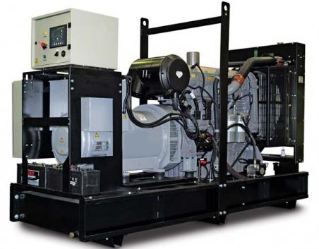 Дизельный генератор Gesan DPB 110E AB - 669