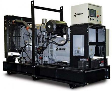 Дизельный генератор Gesan DPA 15E SC - 706