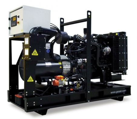 Дизельный генератор Gesan DJA 75E ME - 712