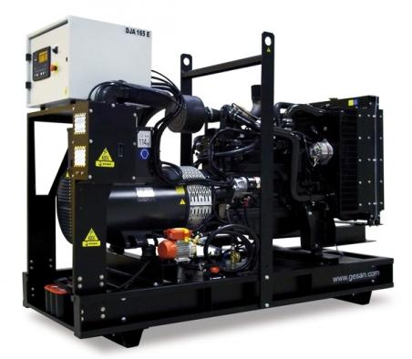 Дизельный генератор Gesan DJA 165E ME - 717