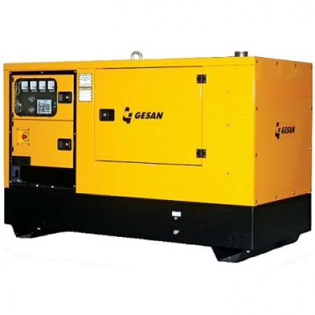 Дизельный генератор Gesan DPAS 25E AB - 726