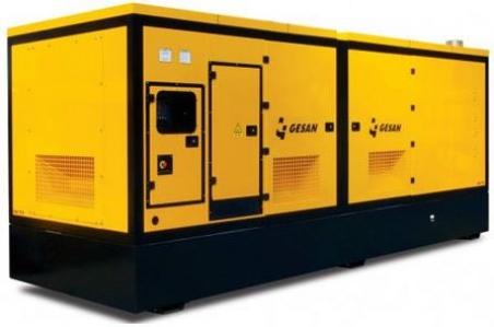Дизельный генератор Gesan DPAS 90E ME - 732