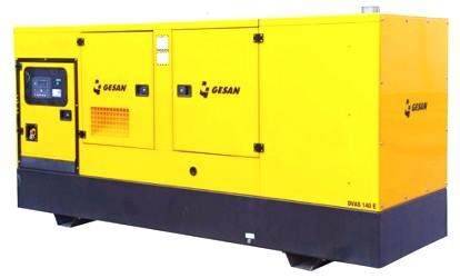 Дизельный генератор Gesan DVAS 140E ME - 734