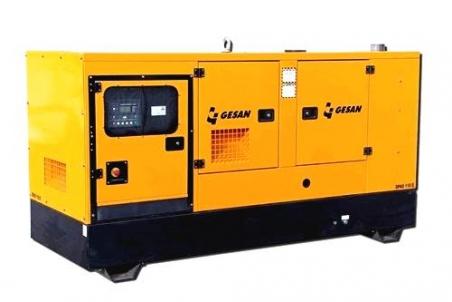 Дизельный генератор Gesan DPAS 150E ME - 735
