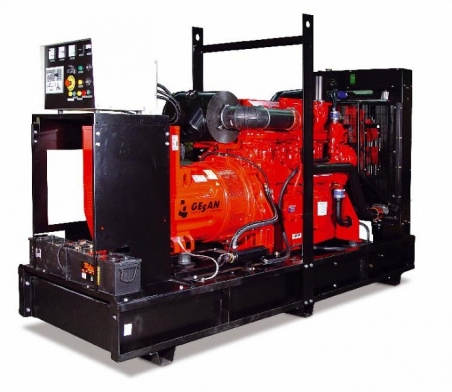 Дизельный генератор Gesan DPA 275E ME - 742