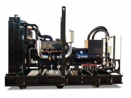 Дизельный генератор Gesan DTA 300E ME - 743