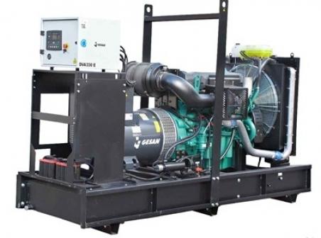 Дизельный генератор Gesan DVA 330E ME - 744