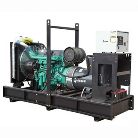 Дизельный генератор Gesan DVA 500E ME - 751