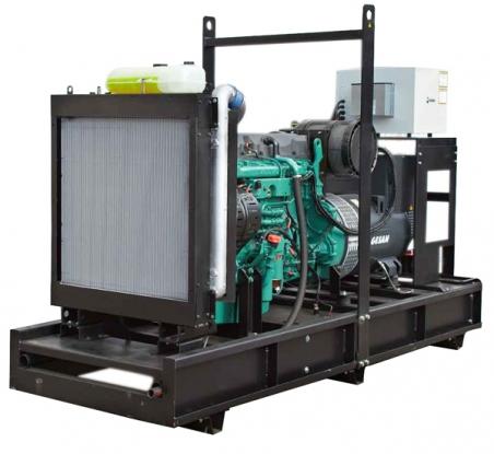 Дизельный генератор Gesan DVA 550E ME - 752