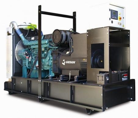 Дизельный генератор Gesan DPA 550E ME - 753