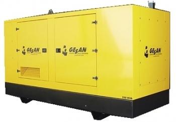 Дизельный генератор Gesan DVAS 275E ME - 761