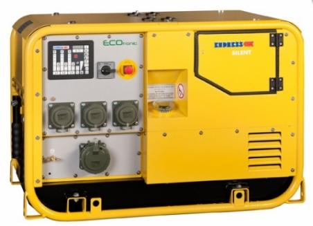 Бензиновый электрогенератор ENDRESS ESE 807 DBG DIN - 1544