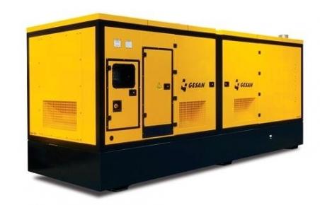 Дизельный генератор Gesan DTAS 300E ME - 762