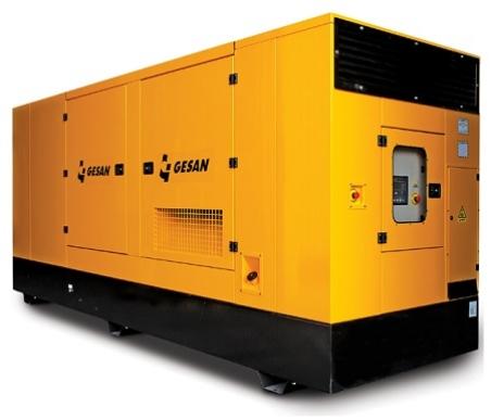 Дизельный генератор Gesan DVAS 410E ME - 766