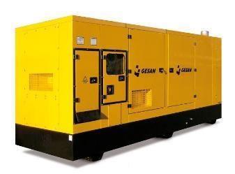Дизельный генератор Gesan DVAS 500E ME - 770