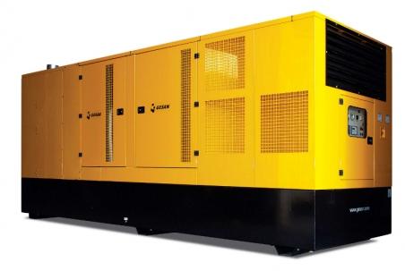 Дизельный генератор Gesan DVAS 700E ME - 774
