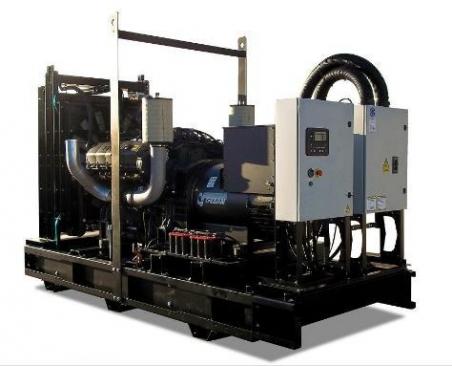 Дизельный генератор Gesan DTA 1000E ME - 780