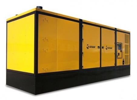 Дизельный генератор Gesan DPAS 820E ME - 789