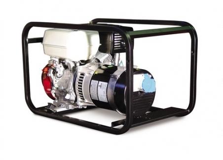 Бензогенераторная установка Gesan G4000 H rope - 800